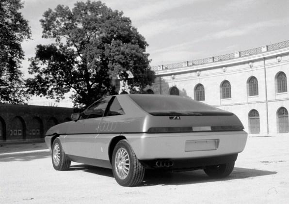 1981 Audi Quartz Coupé