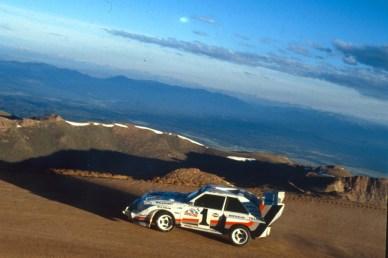1987 Audi Sport Quattro S1 'Pikes Peak'