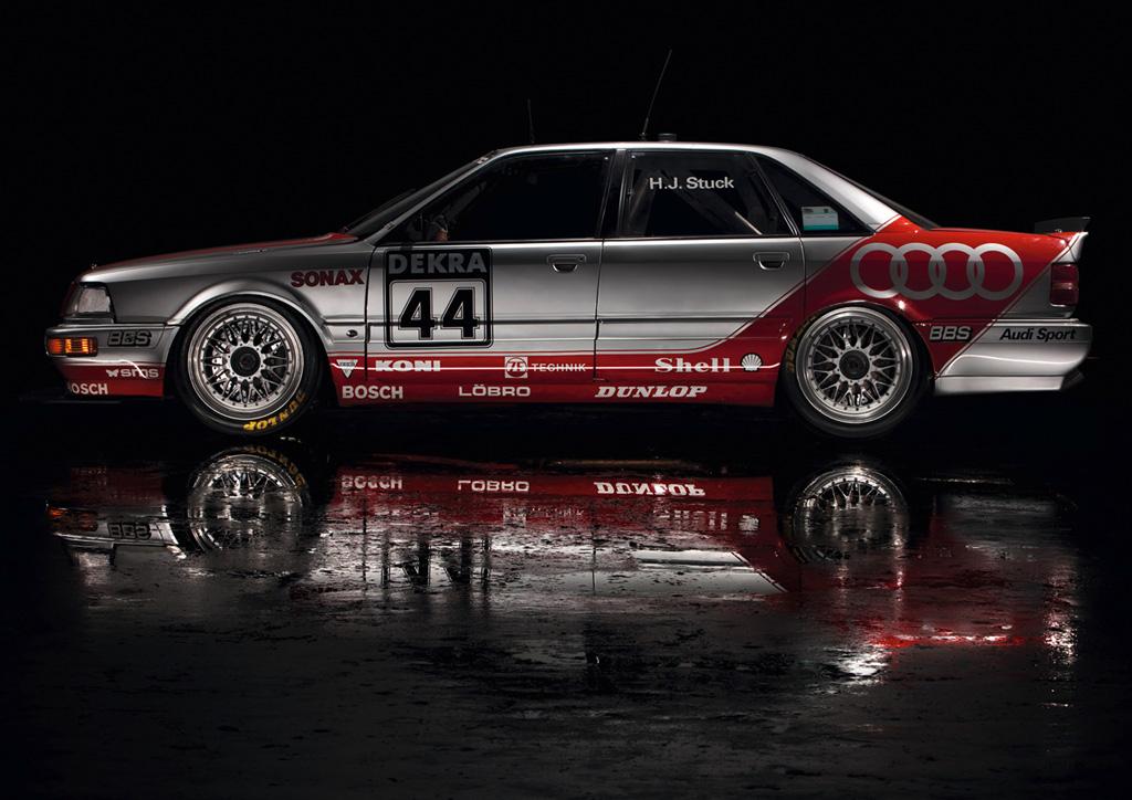 1990 Audi V8 Quattro DTM Audi