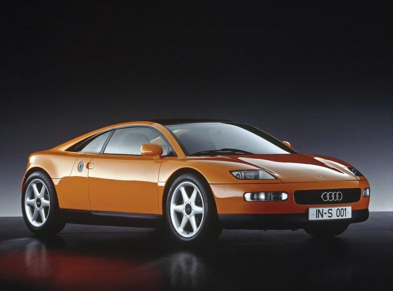1991 Audi Spyder Concept