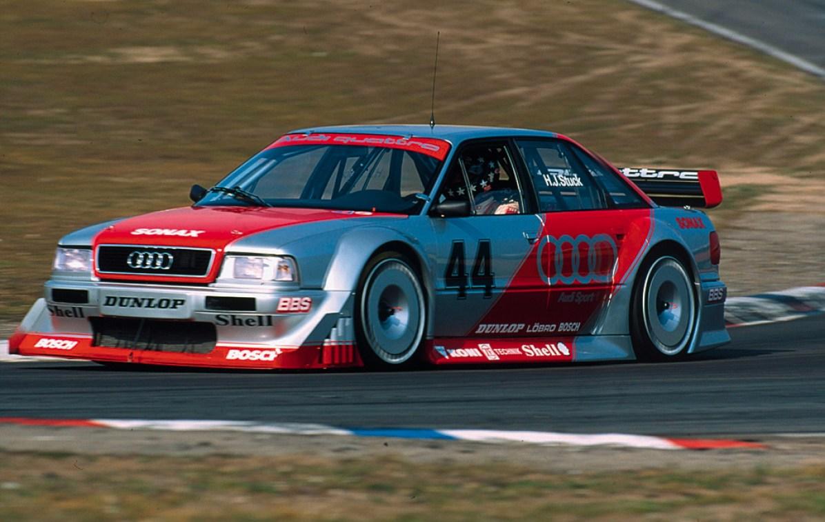 1992 Audi 80 quattro 2.5 DTM