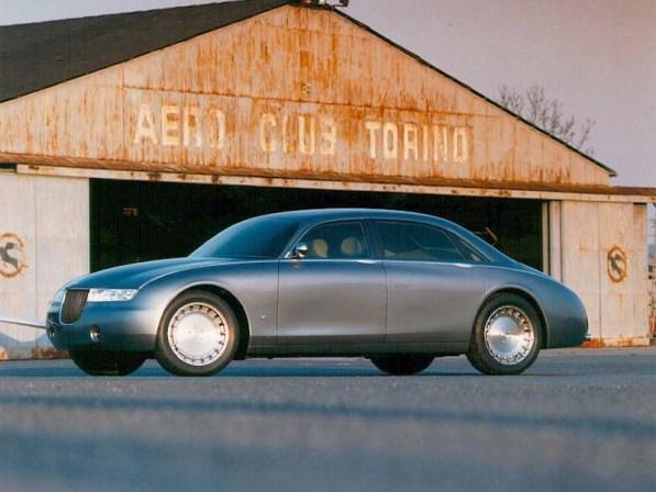 1993 Aston Martin Lagonda Vignale Concept