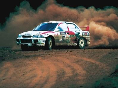 1995 Mitsubishi Lancer Evolution III Group A