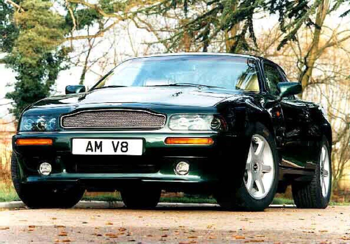 1996→1999 Aston Martin V8 Coupe