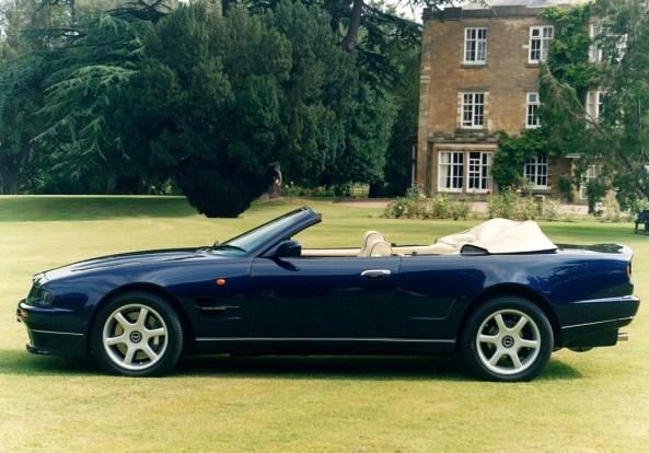 1997 Aston Martin V8 Volante