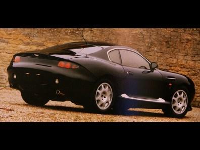 1998 Aston Martin V8 Vantage Special Series II
