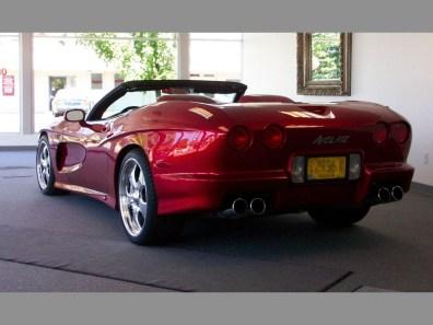 2000 Avalente Corvette