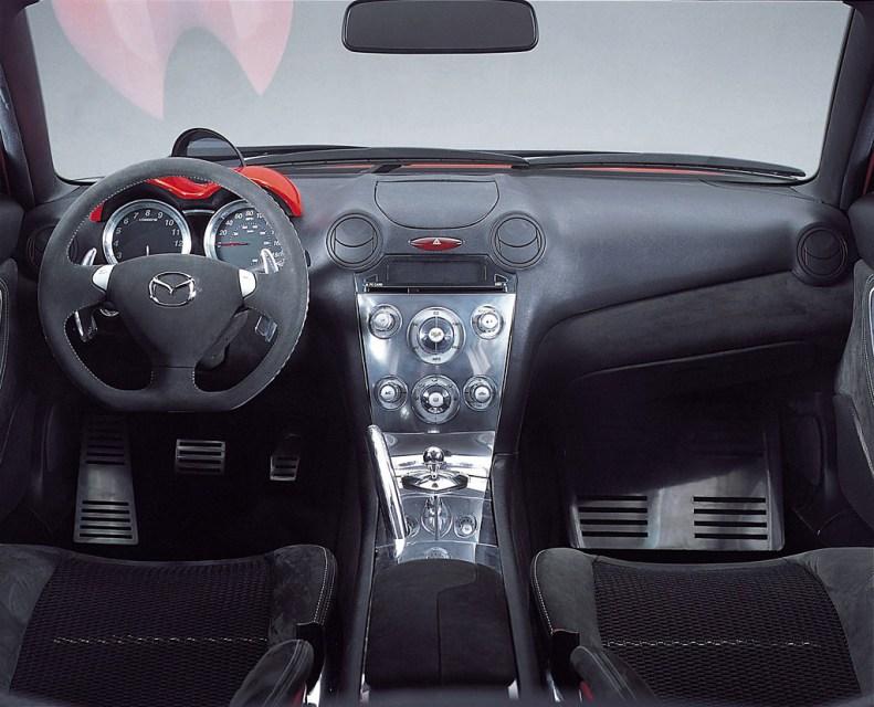 2001 Mazda RX-8 Concept