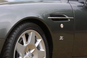 2003 Aston Martin DB7 Vantage Zagato Coupe