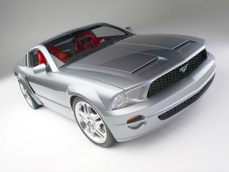 2003 Ford Mustang GT Coupe Concept