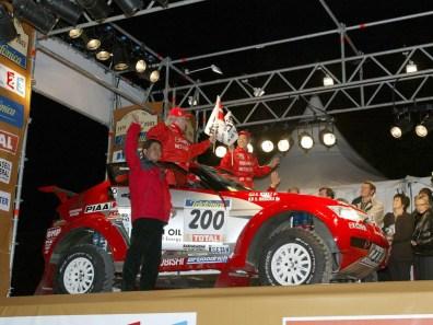 2003 Mitsubishi Pajero Evolution