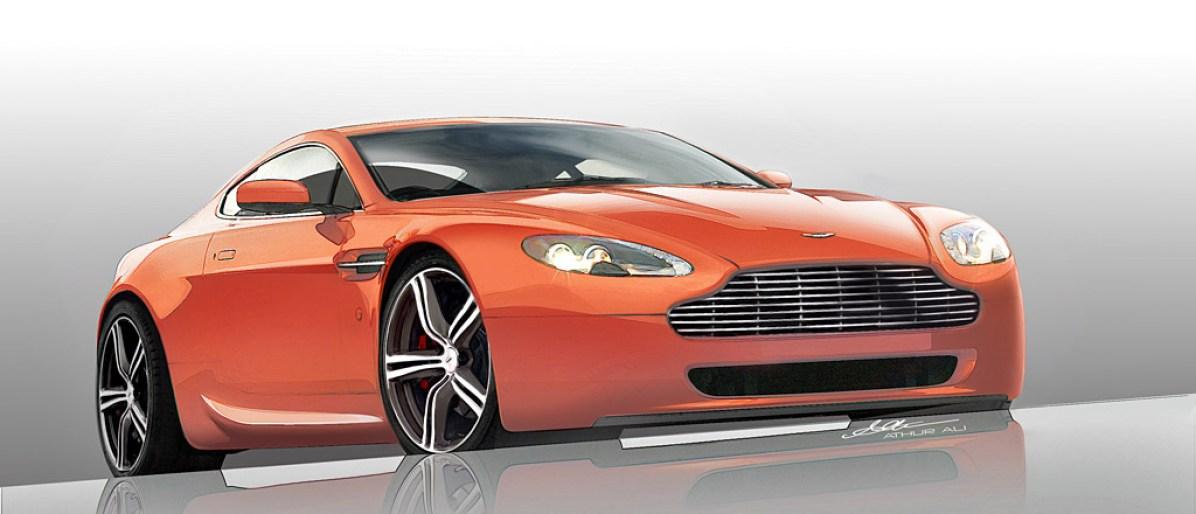 2007 Aston Martin V8 Vantage N400