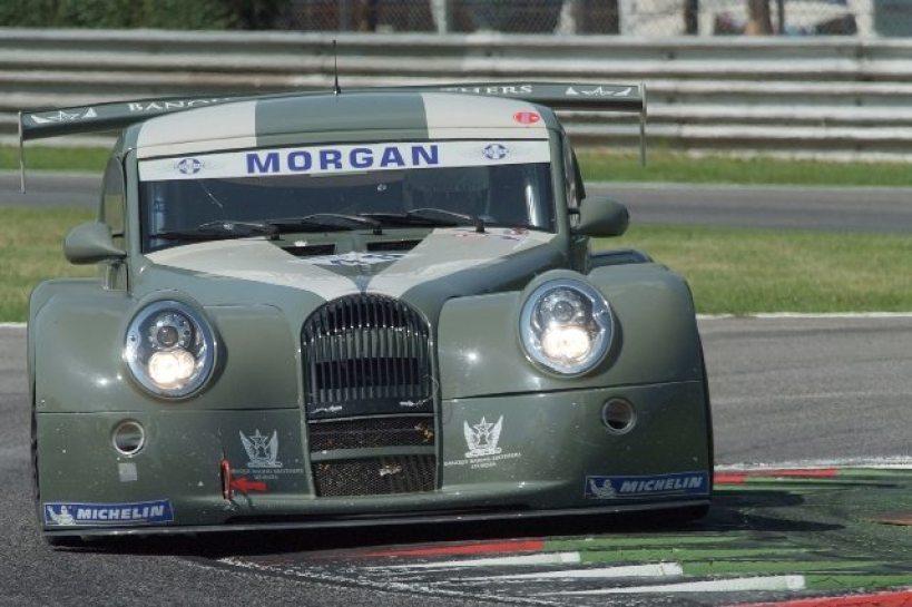 2007 Morgan Aero 8 GT3