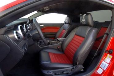 2008→2009 Shelby Mustang GT500 Super Snake