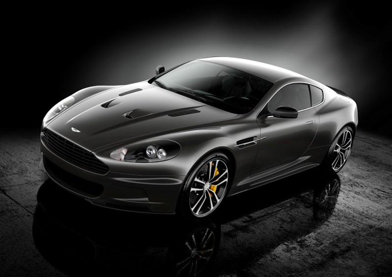 2012 Aston Martin DBS Ultimate