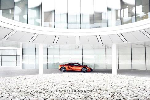 2012 McLaren MP4-12C HS