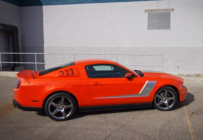 2012 Roush Mustang Stage 3 Premier Edition