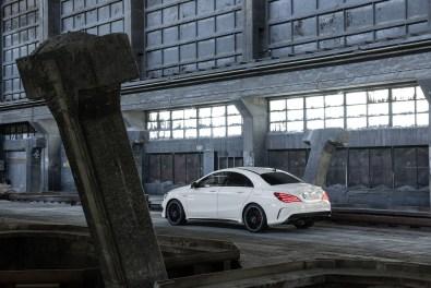 2013 Mercedes-Benz CLA 45 AMG