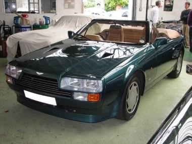 1988 Aston Martin V8 Vantage Zagato Volante