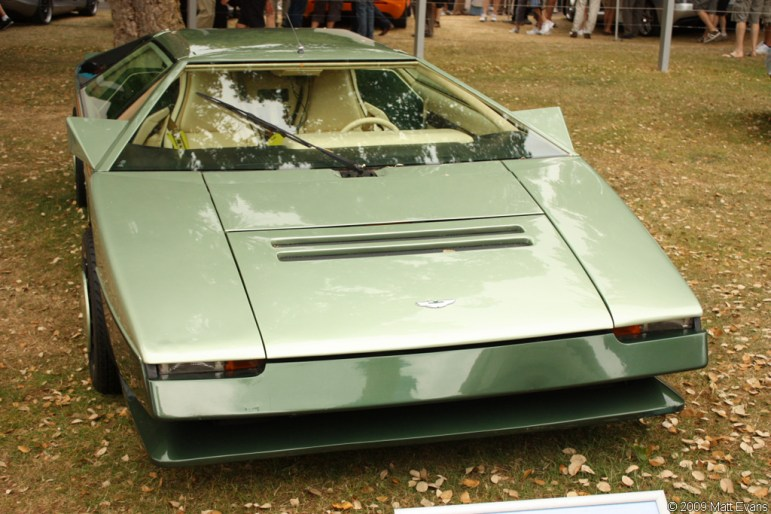 1980 Aston Martin Bulldog Concept