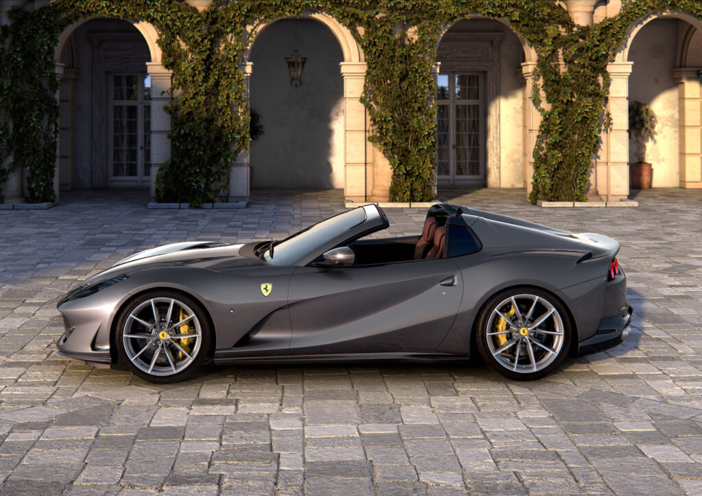 Ferrari Reveals The F8 Spider And 812 Gts News