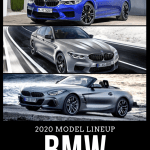 Bmw 2020 Model List Current Performance Lineup Prices Reviews