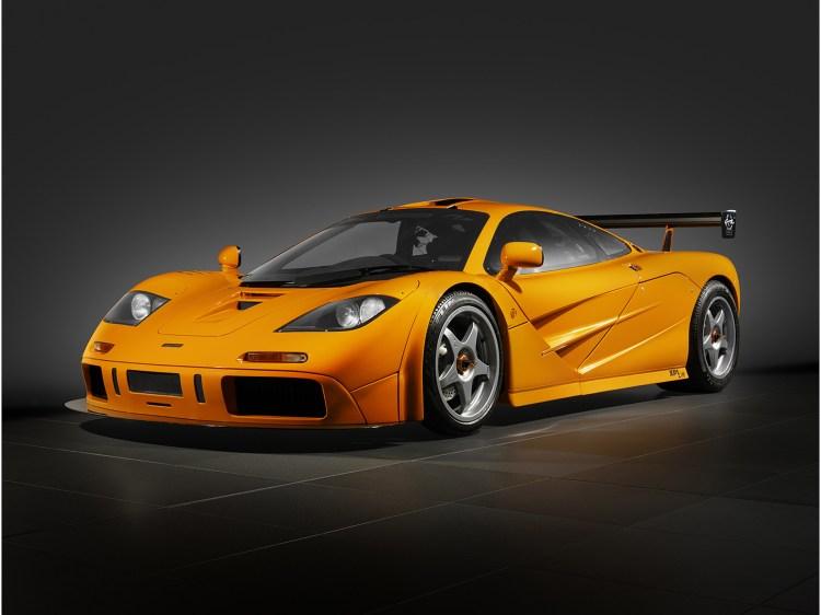 McLaren F1 LM Wallpapers