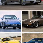 Porsche Model List Every Porsche Model Ever Made