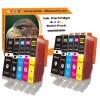 CLI526 PGI525 Multipack voor Canon van 10 inktpatronen