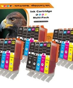 CLI571 PGI570 Multipack voor Canon van 20 inktpatronen.