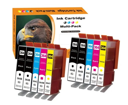 364XL Multipack voor HP van 10 inktpatronen