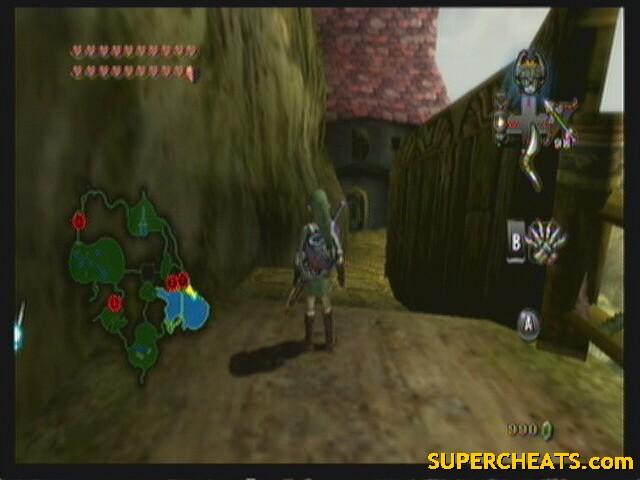 Mini Games The Legend Of Zelda Twilight Princess Guide