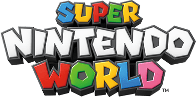 Super Nintendo World Logo