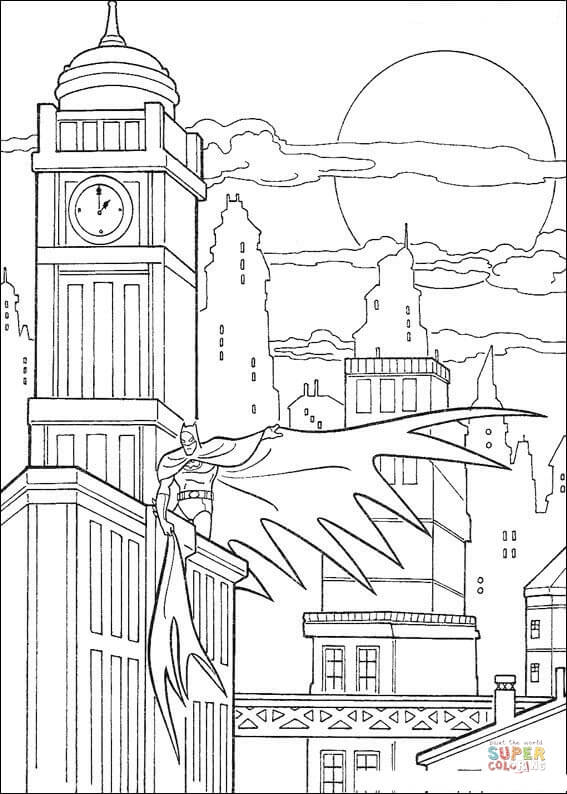 city coloring pages # 79