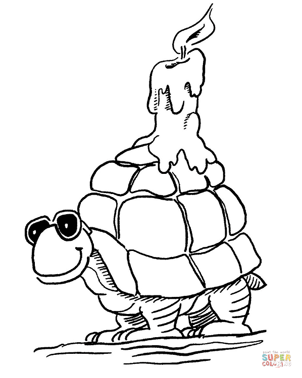 turtles coloring pages free coloring pages