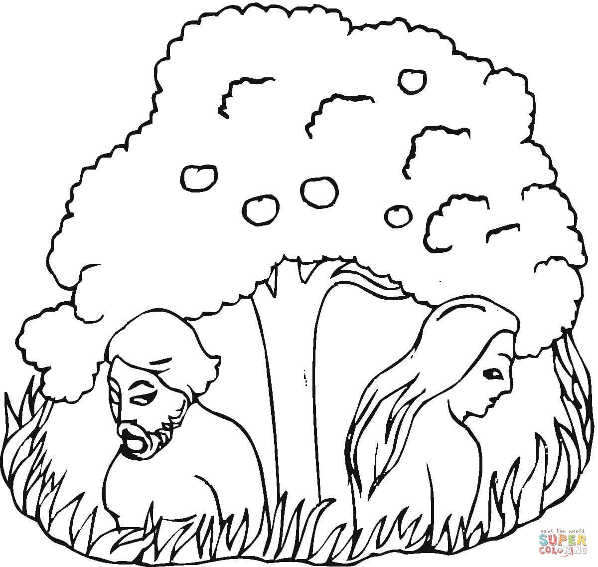 barak and deborah sitting under a palm tree coloring page free