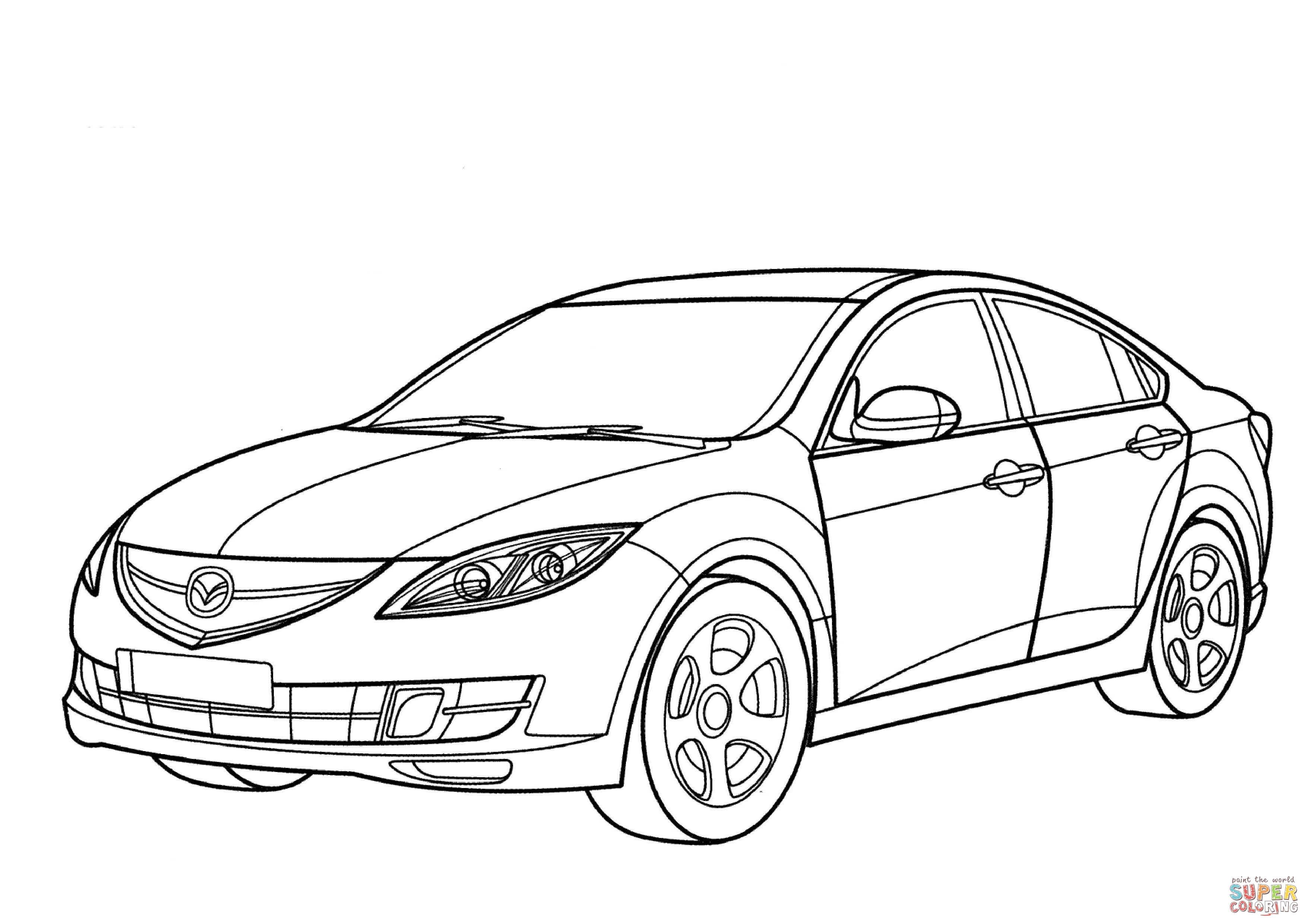 Mazda Mx 5 Drawing | Wiring Diagram Database