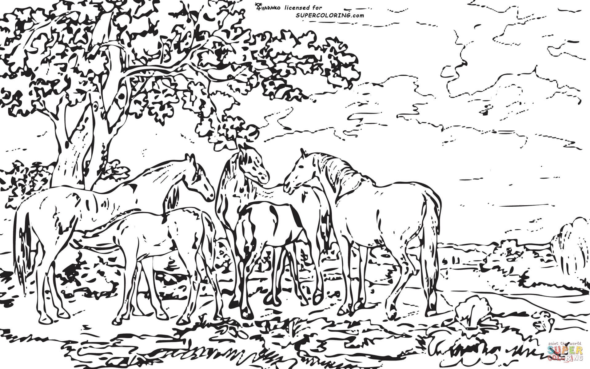 Famous Painting Colouring Pages Be A Fun Mum