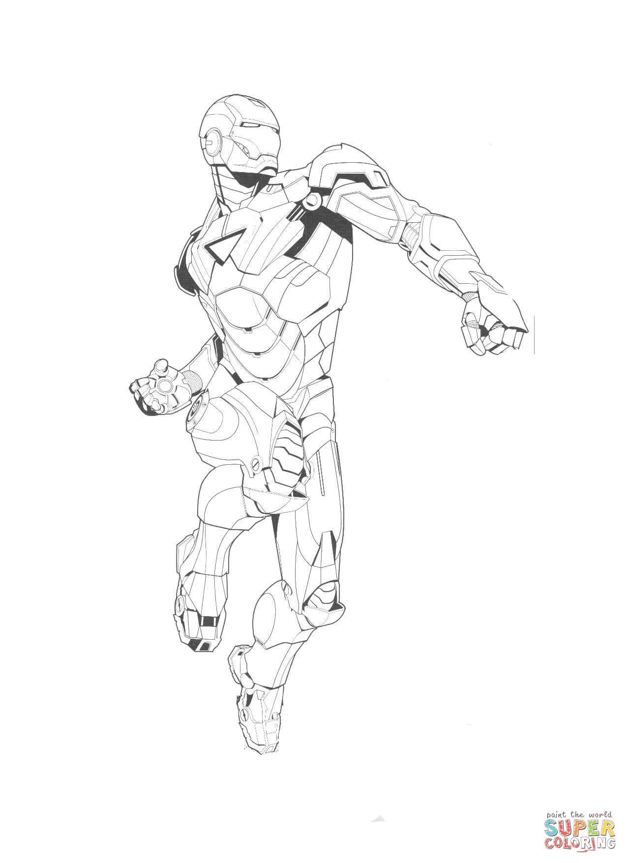 Iron Man Tra