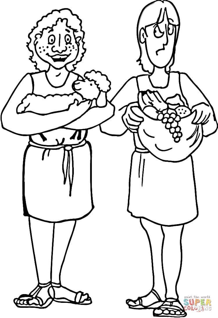 Adam and Eve Craft 아담과 이브 만들기   Adam and eve craft, Bible ...   1091x750