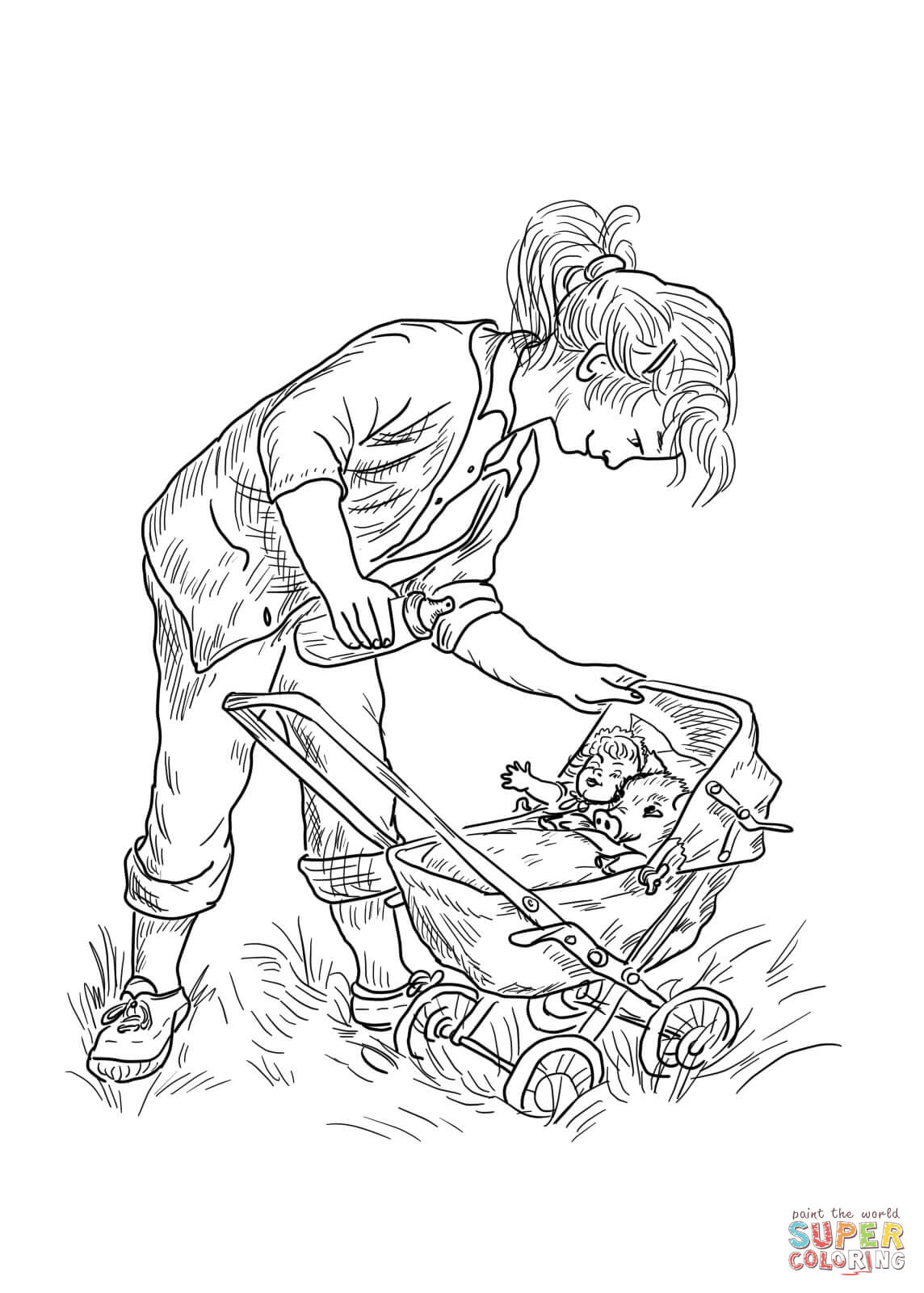 Fern Charlottes Web Coloring Pages Coloring Pages