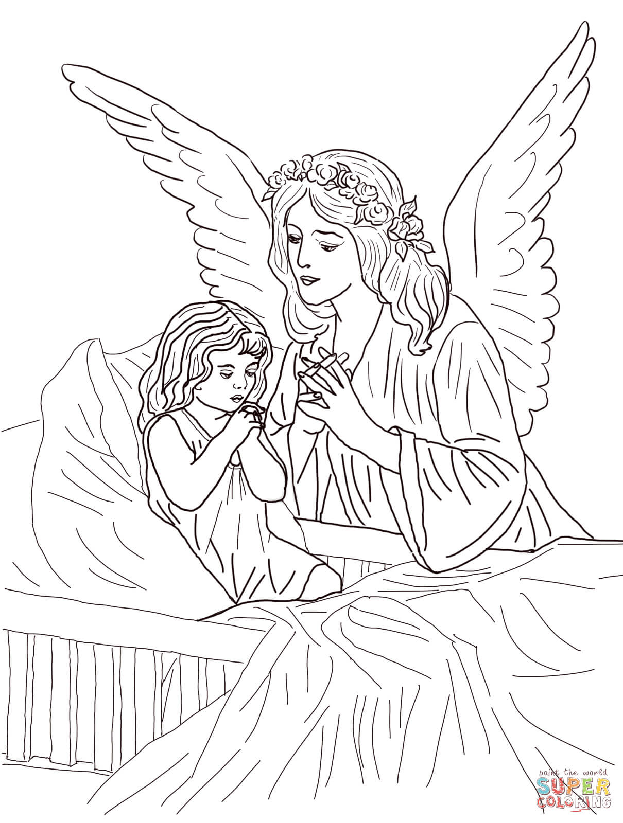 homme agenouillé en prière ange moroni ange ailes d anges design d