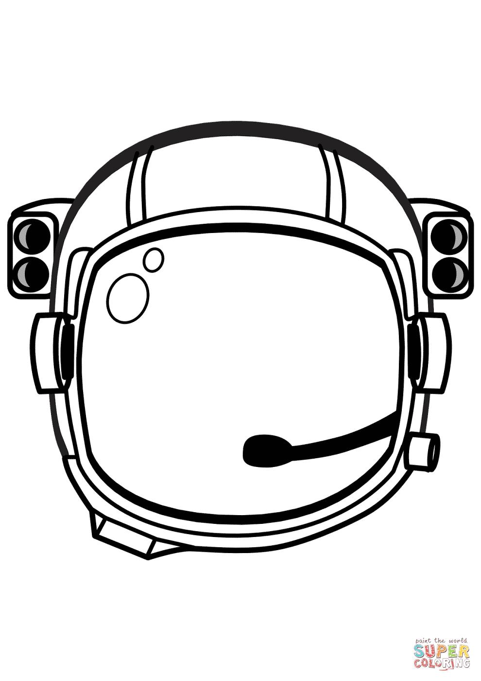 helmet free printable