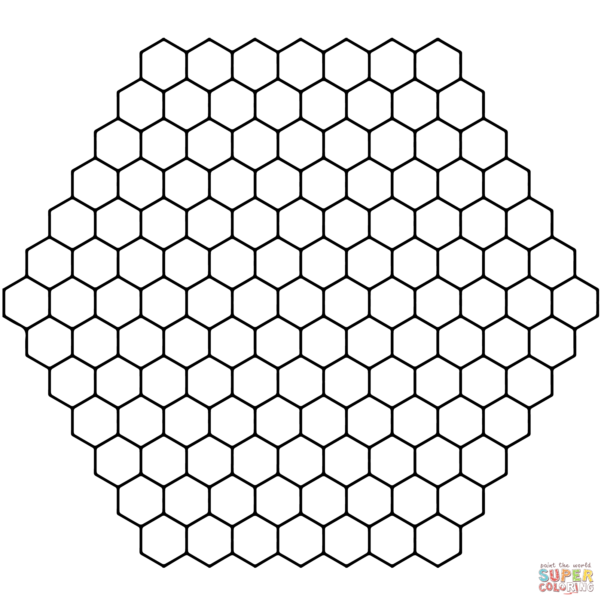 Tessellation Patterns Worksheets