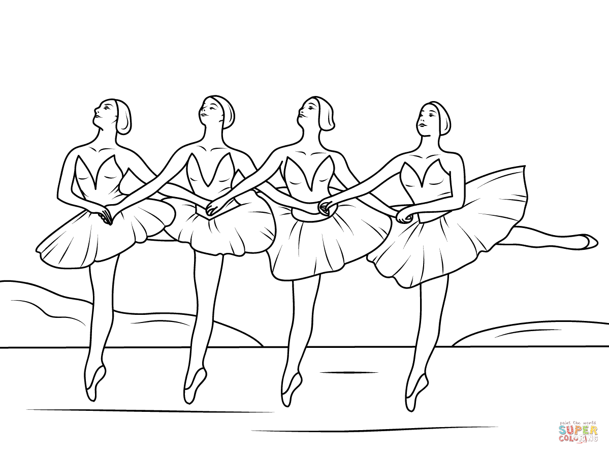 ballerina coloring pages ballerina combing her hair coloring pages