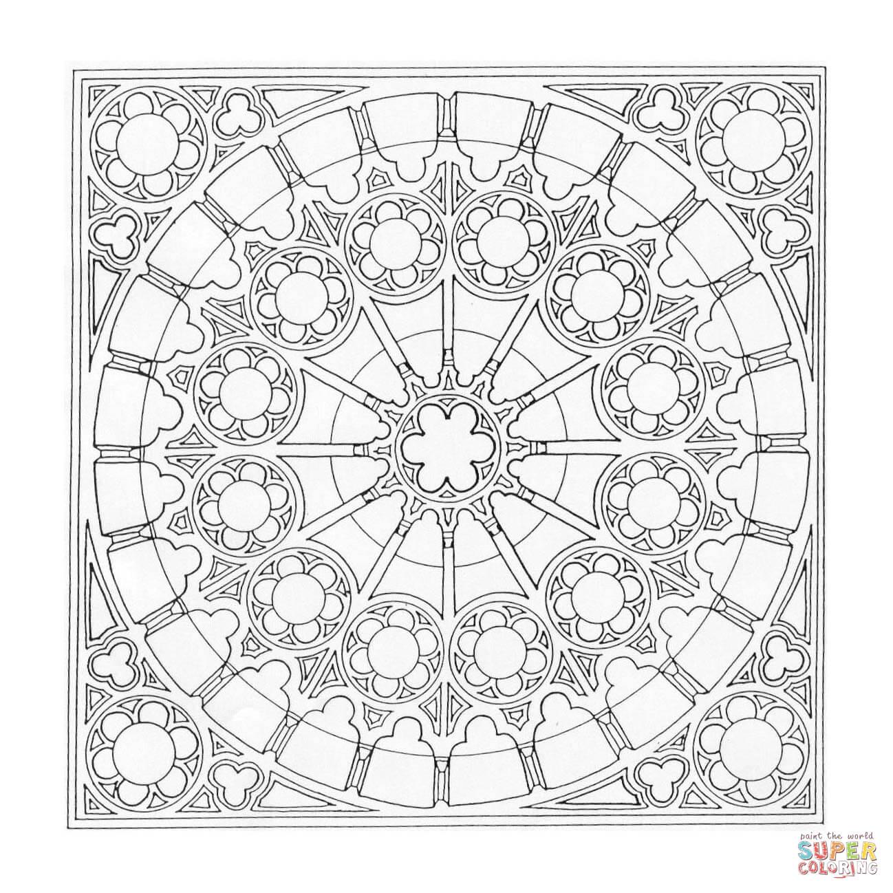 Mandala coloring page | Free Printable Coloring Pages | free printable coloring pages mandalas
