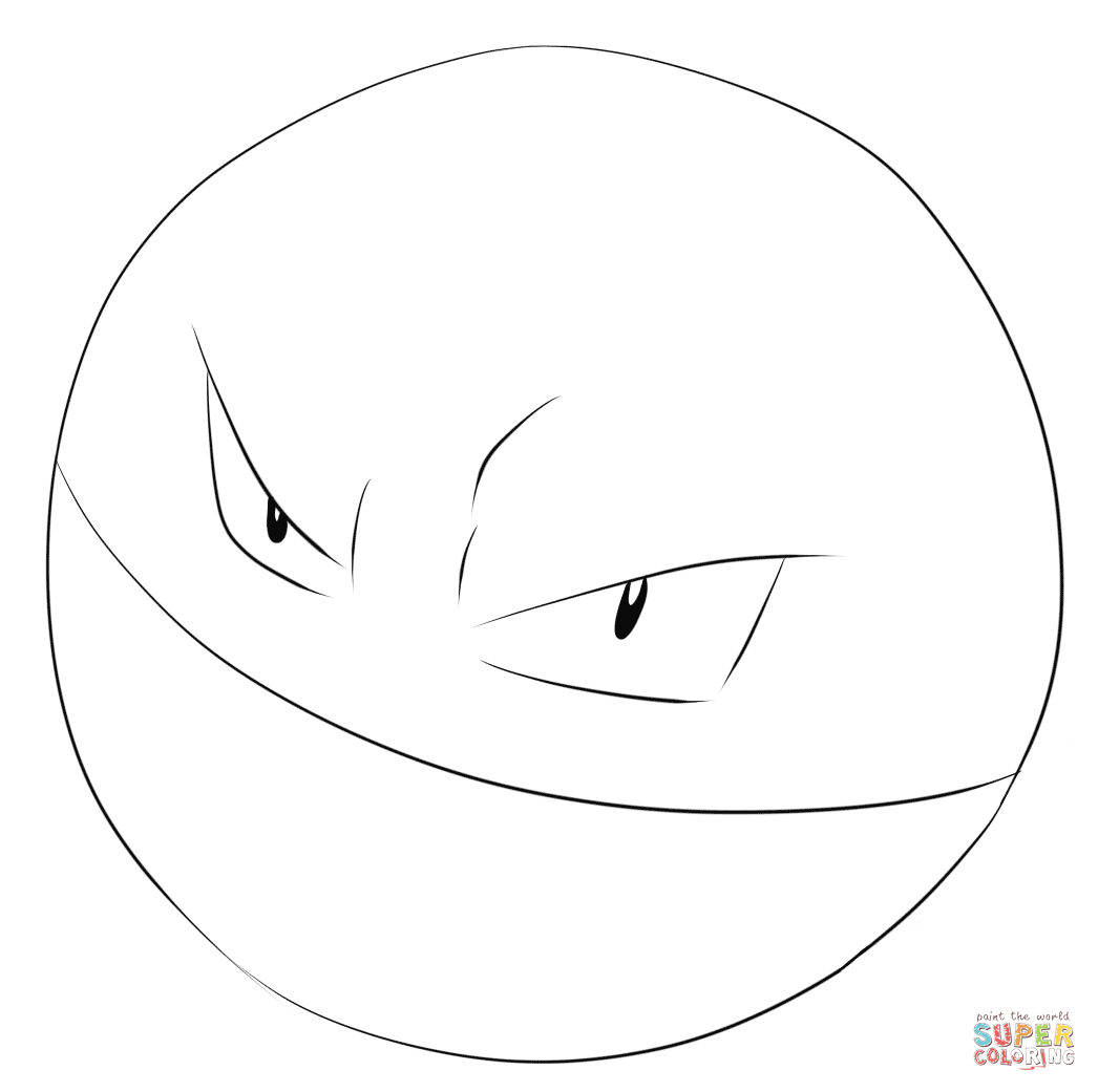 Electrode Coloring Page