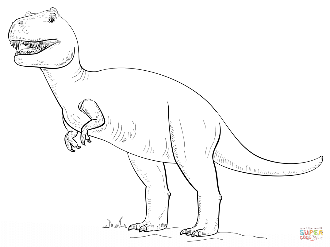Indominus Rex Coloring Pages Coloring Coloring Pages