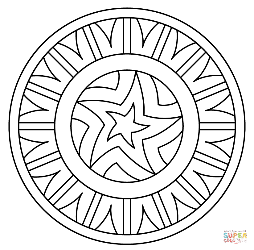 pattern coloring pages druntk