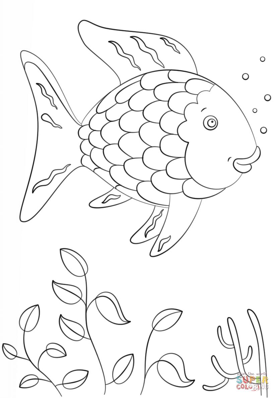 Fish Coloring Pages Print Simple Best Dr Seuss Coloring Pages